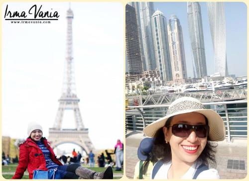Dari Paris ke Dubai Irma Vania Peluang Bisnis