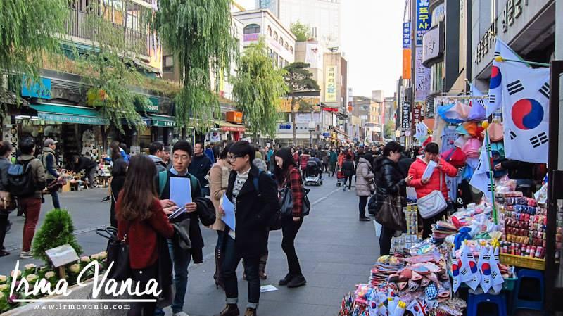 Ke Korea Gratis Reward Bisnis Moment