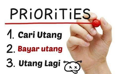 Terbelit Masalah Utang Usaha Rumahan Moment Surabaya
