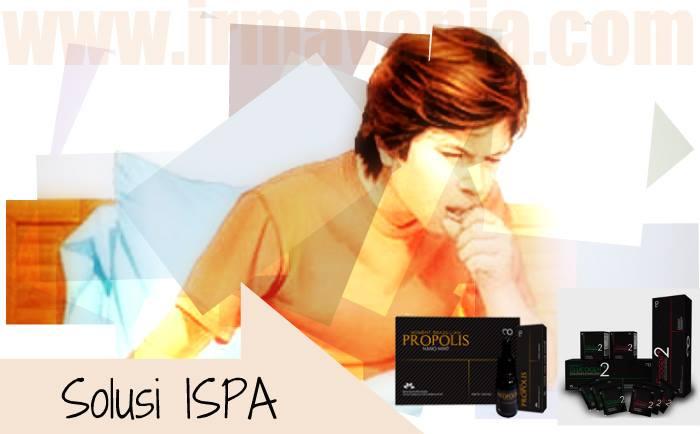 Mengatasi ISPA Healthy Package Propolis Glucogen Moment