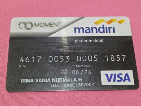 Usaha Modal di Bawah 50 Juta ATM Co Branding Mandiri Moment