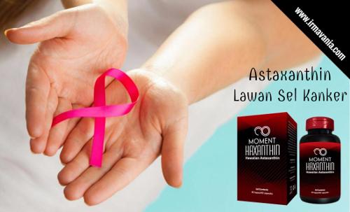 Moment Haxanthin untuk Kanker Payudara Solusi Kesehatan Irma Vania