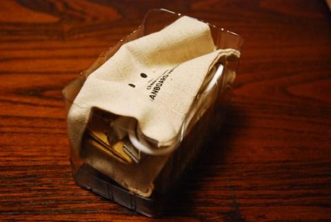 ダンボーモバイルバッテリー梱包