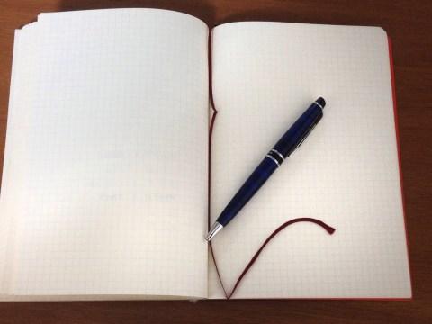 スピンをノートに追加
