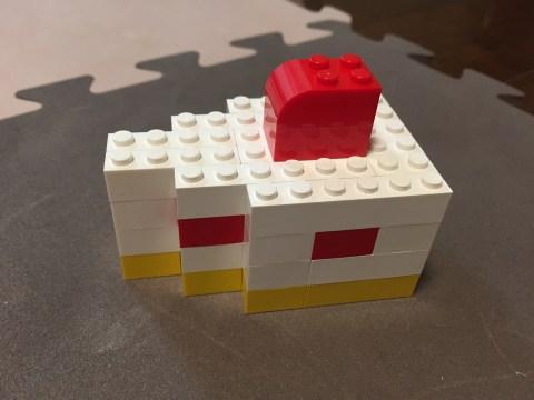 レゴ ケーキ