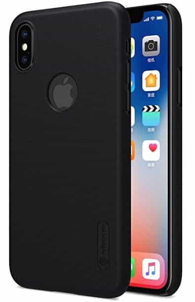 nillkin frosted shield case iphone xs and x
