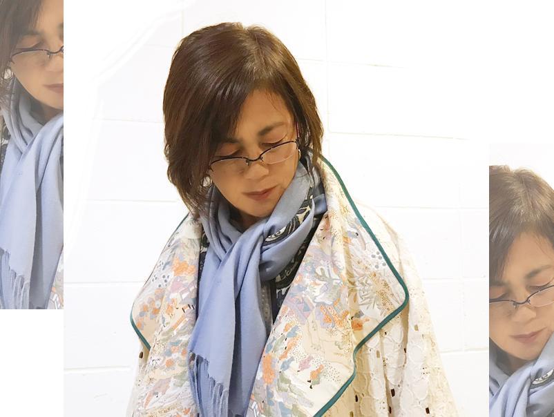 【大沢恵子】和〜夢(わ〜む)わあむ 秋田