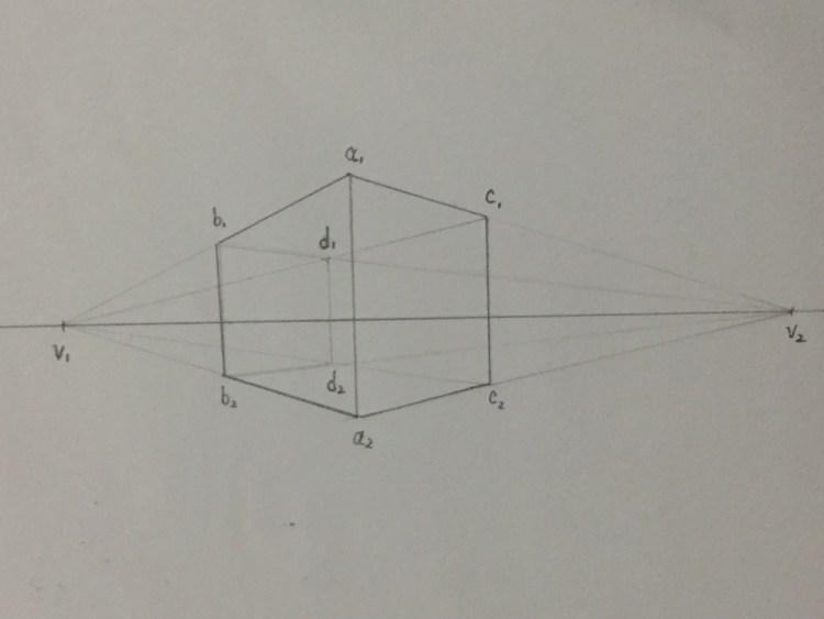 透視図法 パース