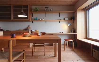 自然素材のマンションリノベーション大宮-5
