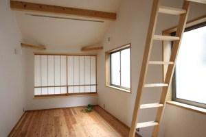 自然素材の家づくり流山の家-1