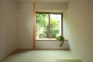 自然素材の家づくり立川の家-10
