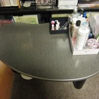 テーブルの整理収納