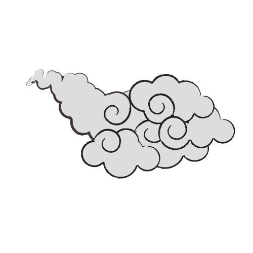 画:飛雲完成