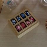 裁縫道具とは思えない!?色とりどりの加賀指貫が美しい!