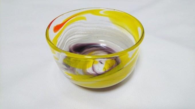 東京ガラス工芸研究所 小鉢