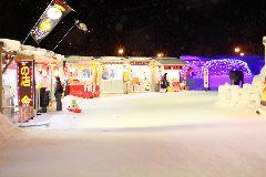 十和田湖冬物語 出店