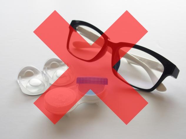 レーシックは老眼になりやすい?手術体験4年後の検査受診