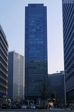 梅田DTタワー