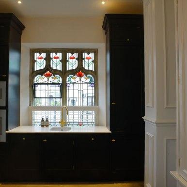 Kitchen Design - Church Conversion - Lytham St Annes - by Iroko Designs - 1
