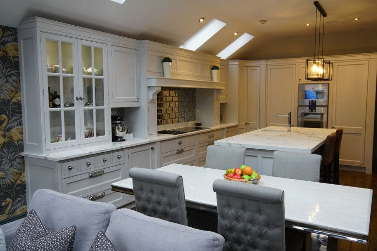 Kitchen Design - Lytham House - Lytham St Annes - by Iroko Designs - 1