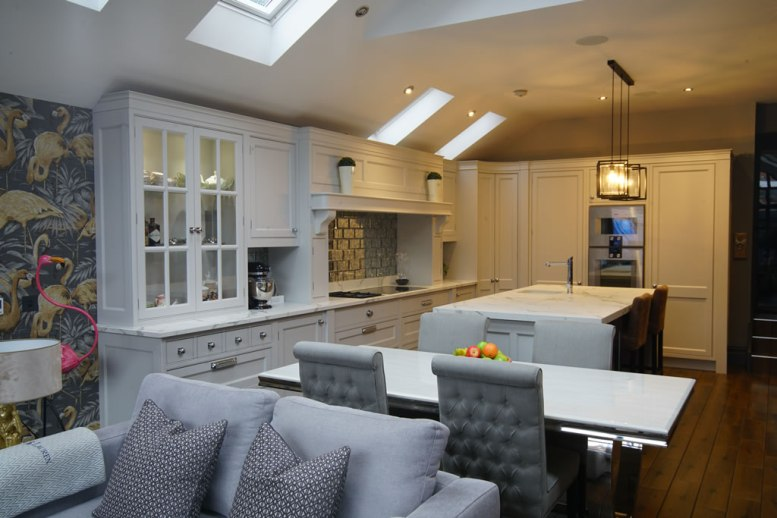 Kitchen Design - Lytham House - Lytham St Annes - by Iroko Designs - 19