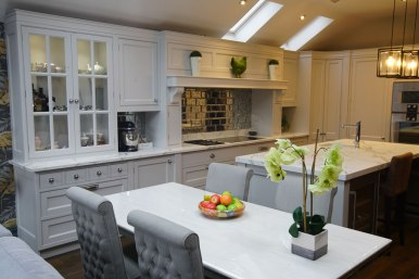 Kitchen Design - Lytham House - Lytham St Annes - by Iroko Designs - 27