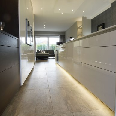 Kitchen Design - St Pauls Road - Lytham St Annes - by Iroko Designs - 13