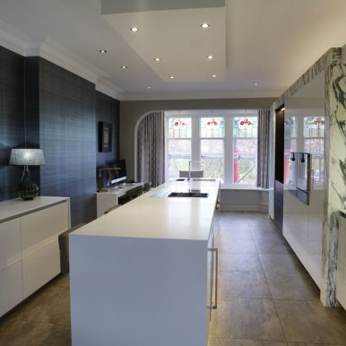 Kitchen Design - St Pauls Road - Lytham St Annes - by Iroko Designs - 2