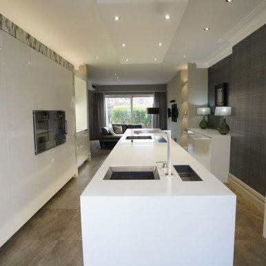 Kitchen Design - St Pauls Road - Lytham St Annes - by Iroko Designs - 21