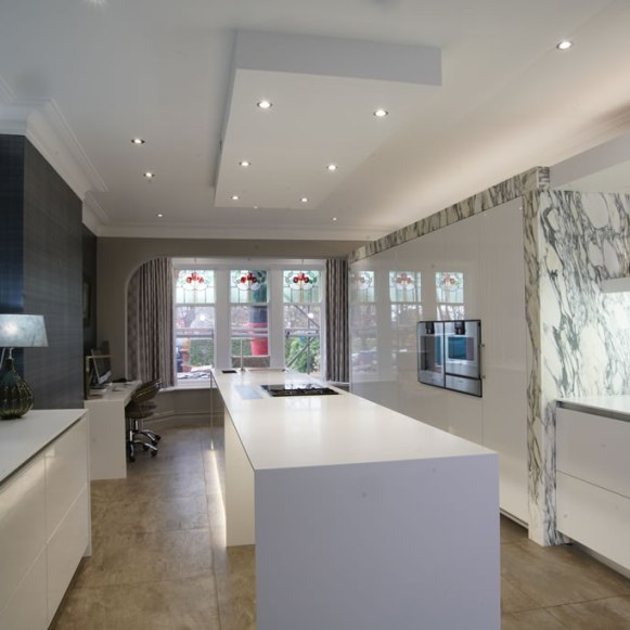 Kitchen Design - St Pauls Road - Lytham St Annes - by Iroko Designs - 32