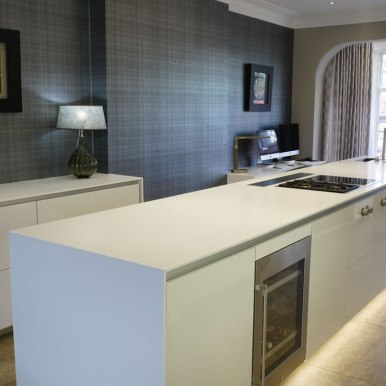 Kitchen Design - St Pauls Road - Lytham St Annes - by Iroko Designs - 4