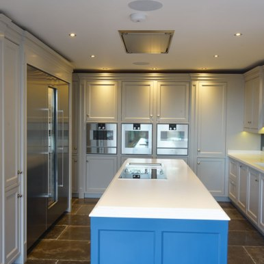 Kitchen Design - St Thomas Road - Lytham St Annes - by Iroko Designs 1