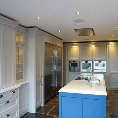 Kitchen Design - St Thomas Road - Lytham St Annes - by Iroko Designs 5