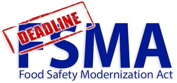 FSMA Sanitary Transportation Deadline