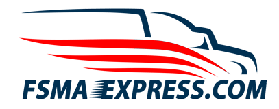 FSMA Express - Solution for Small Carriers