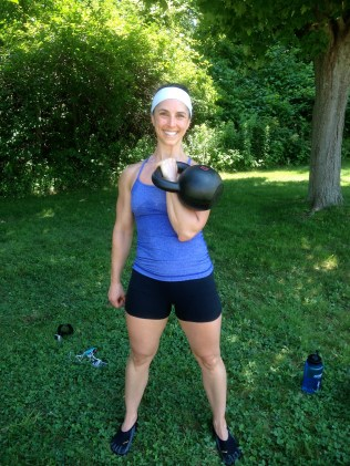 Kettlebells in Maine
