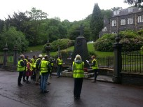 World War Walk at Coalbrookdale War Memorial