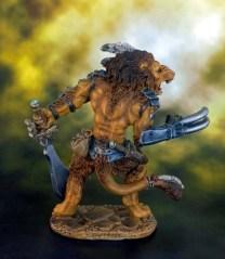 10 Lion Man FINISHED BACK