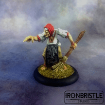 34 Baba Yaga Standing FINISHED Front two WM