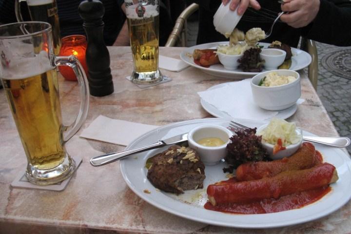 ceilidh dinner