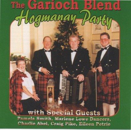 hogmanay video cover Garioch Blend