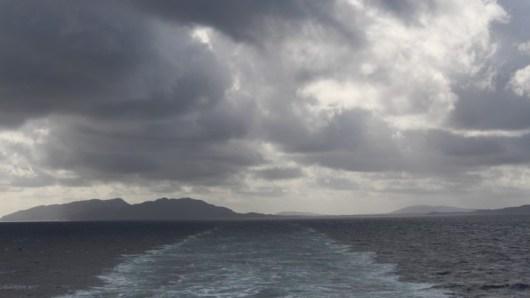 The Dark Island sea photo