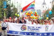 (Courtest Baltic Pride organizers, 2013)