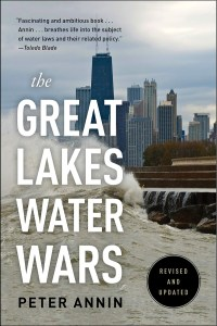 Great Lakes Water Wars book cover