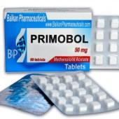 Primobol Tablets Balkan Pharmaceuticals