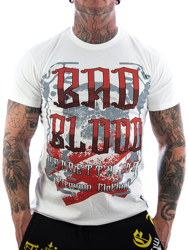 VENDETTAinc Bad Blood VD 1109 weiß