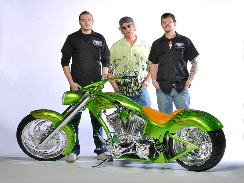 Custom Motorcycle Trikes Sale