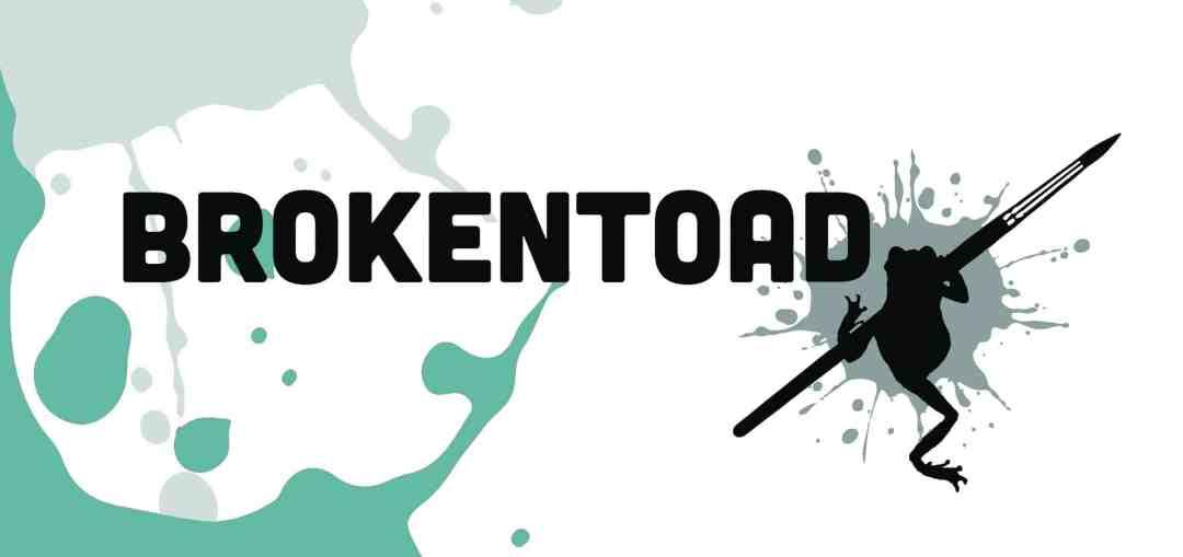 BrokenToad logo