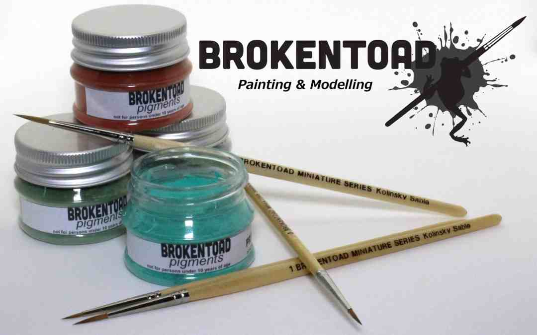 BrokenToad Hobby Products Available