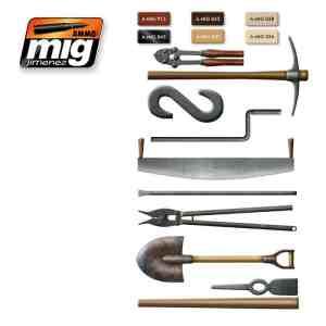 Tools Color Set